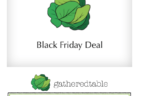 Gathered Table Meal Planning Subscription Cyber Monday Deal!