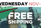 Geek Fuel Black Friday Deal: Free Shipping!