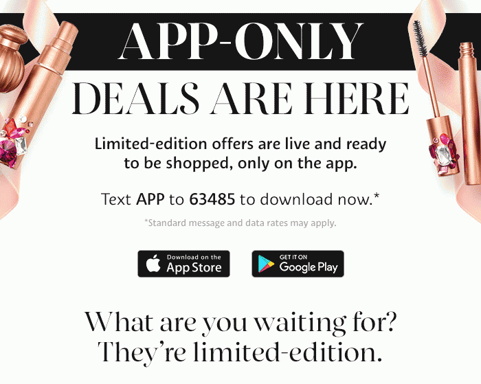 Sephora Black Friday App-Only Deals!
