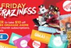 Japan Crate Cyber Monday Deal: $10 Off + FREE Anime Crates!