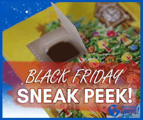 Universal Yums Black Friday Coupon – Free Advent Calendar!