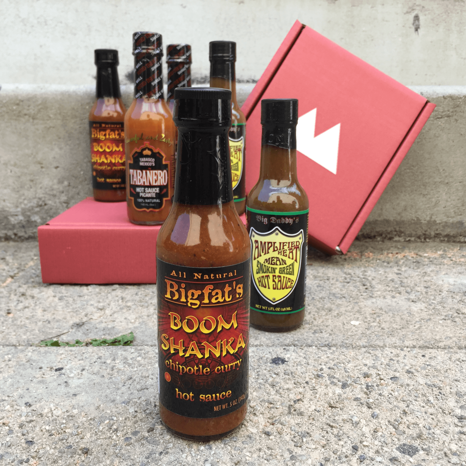 Fuego Box Black Friday HOT SAUCE Coupon!