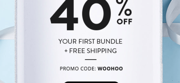 Honest Company Black Friday Deal: New Subscribers Save 40% Off Bundles!