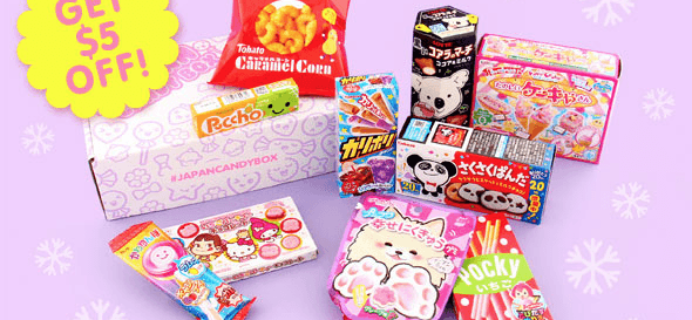 Japan Candy Box Black Friday Coupon –  Save $5! {RARE}