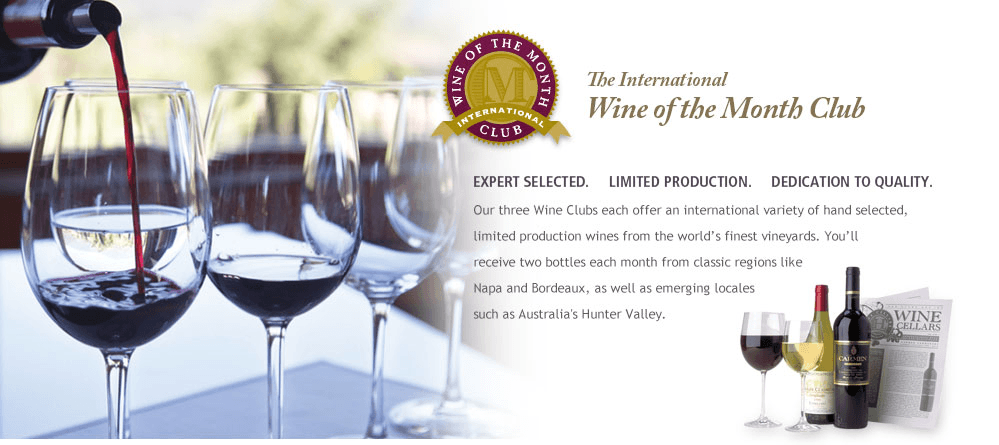 International Wine of the Month Black Friday Deal: Save Up To $25!
