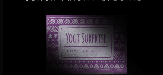 Yogi Surprise Black Friday Deal: 30% Off Subscriptions + 10% Off Gifts!