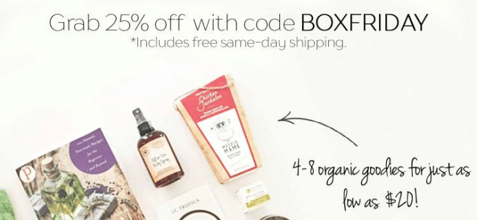 Prospurly Black Friday Deal: 15% Off First Box + 10 Off For Life!