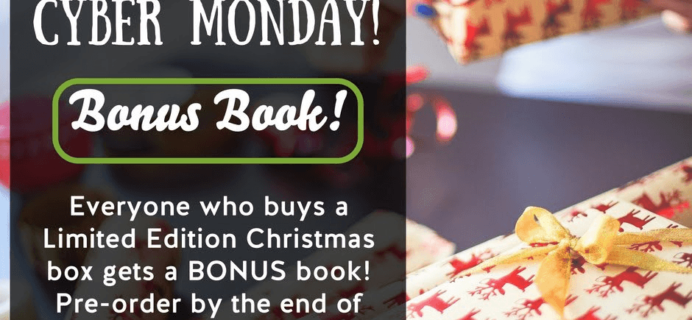 Fresh Fiction Cyber Monday Deal: Bonus Book With Limited Edition Box!