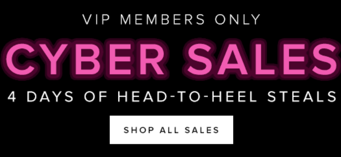 Shoedazzle Cyber Monday Deals: Member Shop Sale + First Pair $10