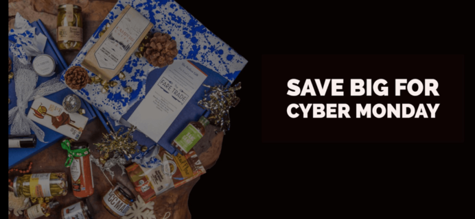 Extended Through Tuesday: The Fare Trade Cyber Monday Deal: $20 Off Per Box + Save in Shop!