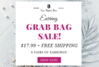 Your Bijoux Box Cyber Monday Earring Grab Bags – Available NOW!