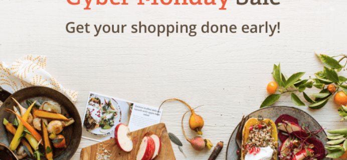 Sun Basket Cyber Monday Sale – Save $40 On Your First Two Weeks!