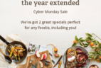 Extended: Sun Basket Cyber Monday Sale – Save $40 On Your First Two Weeks!