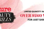 Winter 2016 Allure Beauty Thrills Box On Sale Today + Full Spoilers