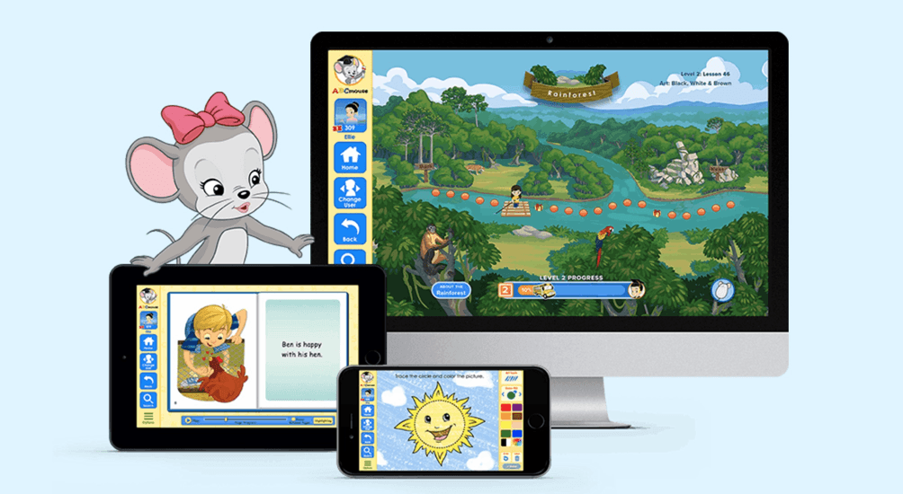 ABCmouse Cyber Week Deal: Get 2 Months of ABCmouse for $5!