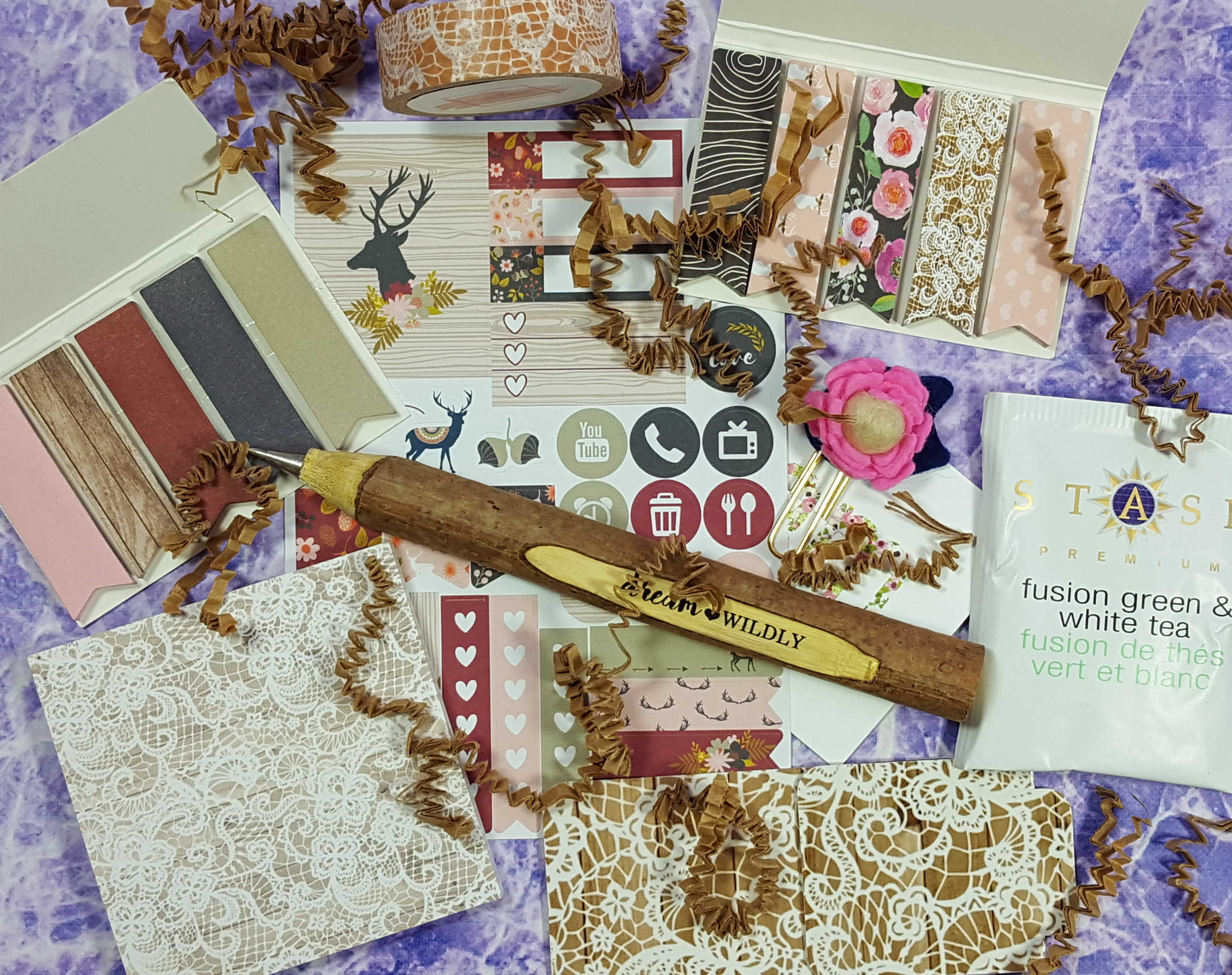 The Planner Addict Box November 2016 Subscription Box Review