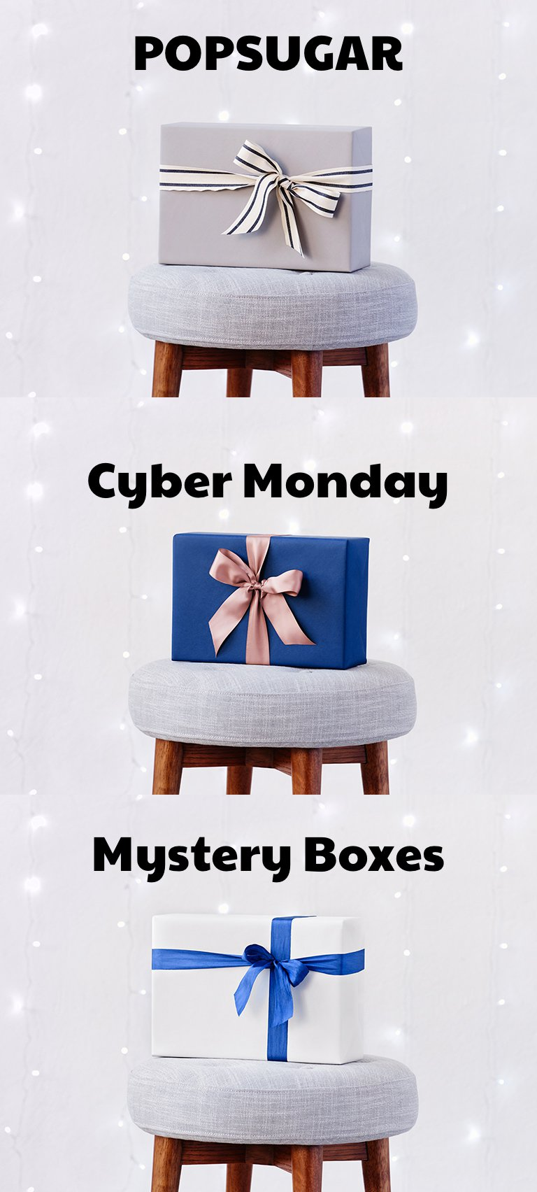 Popsugar Must Have Resort Box Review: Popsugar Must Have Box Cyber Monday Deal: Mystery Boxes