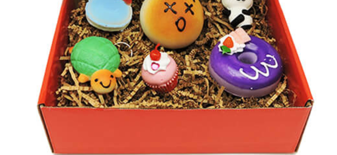 The Squishy Box Cyber Monday Coupon: Save 10% On First Box of Squishy Goodness!