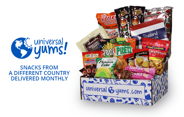 Universal Yums Cyber Monday Coupon!