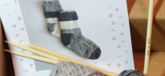 Knit-Wise Subscription Box Review – December 2016