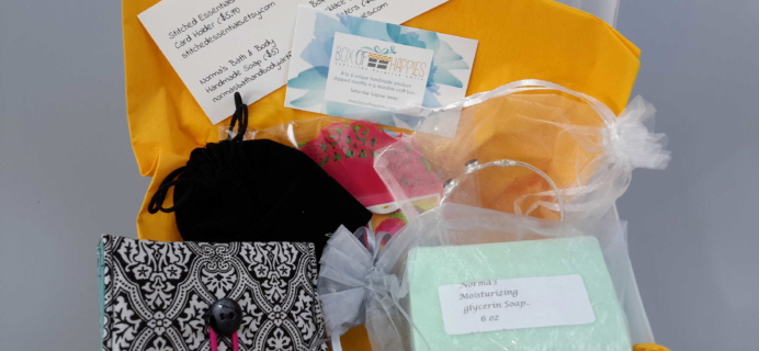 Box of Happies December 2016 Subscription Box Review + Coupon