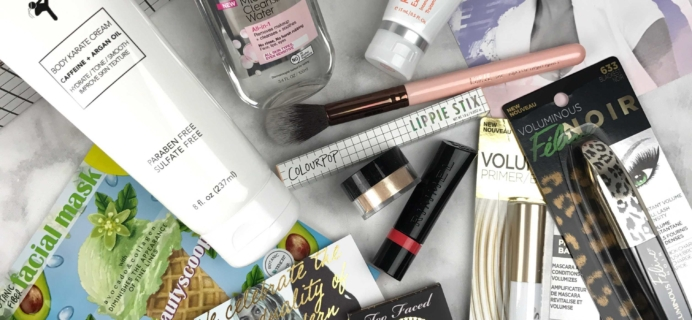Beautycon Box Winter 2016 Subscription Box Review + Coupon