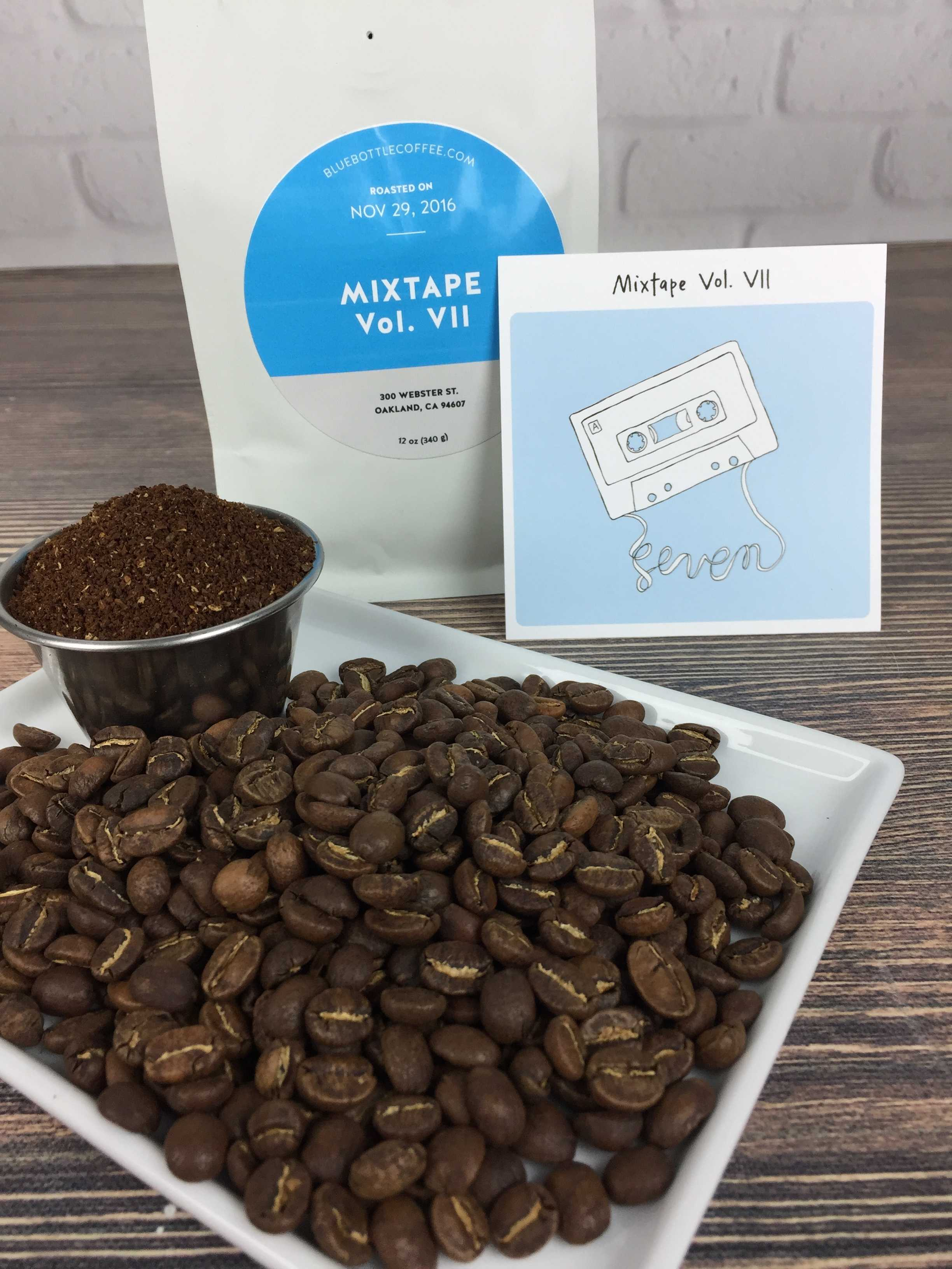 Blue Bottle Coffee Review + Free Trial Offer – December 2016