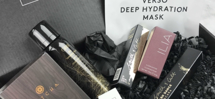 Byrdie Beauty Limited Edition Box Review 2016 – First Edition