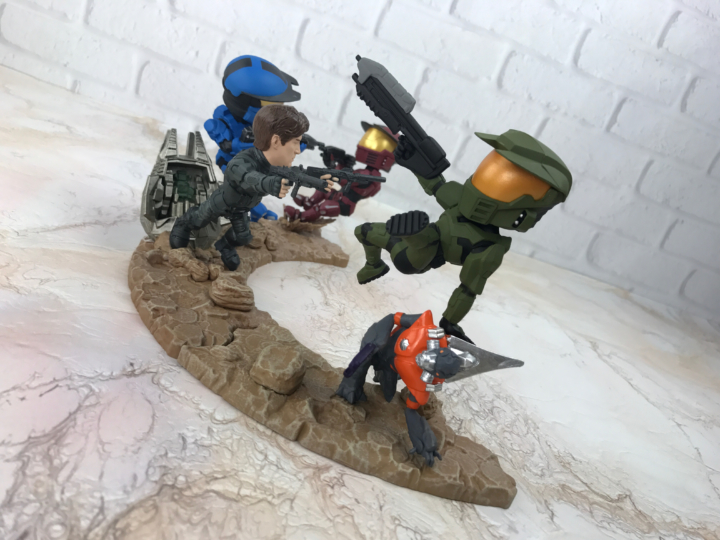 Halo Legendary Crate December 2016 Subscription Box Review +