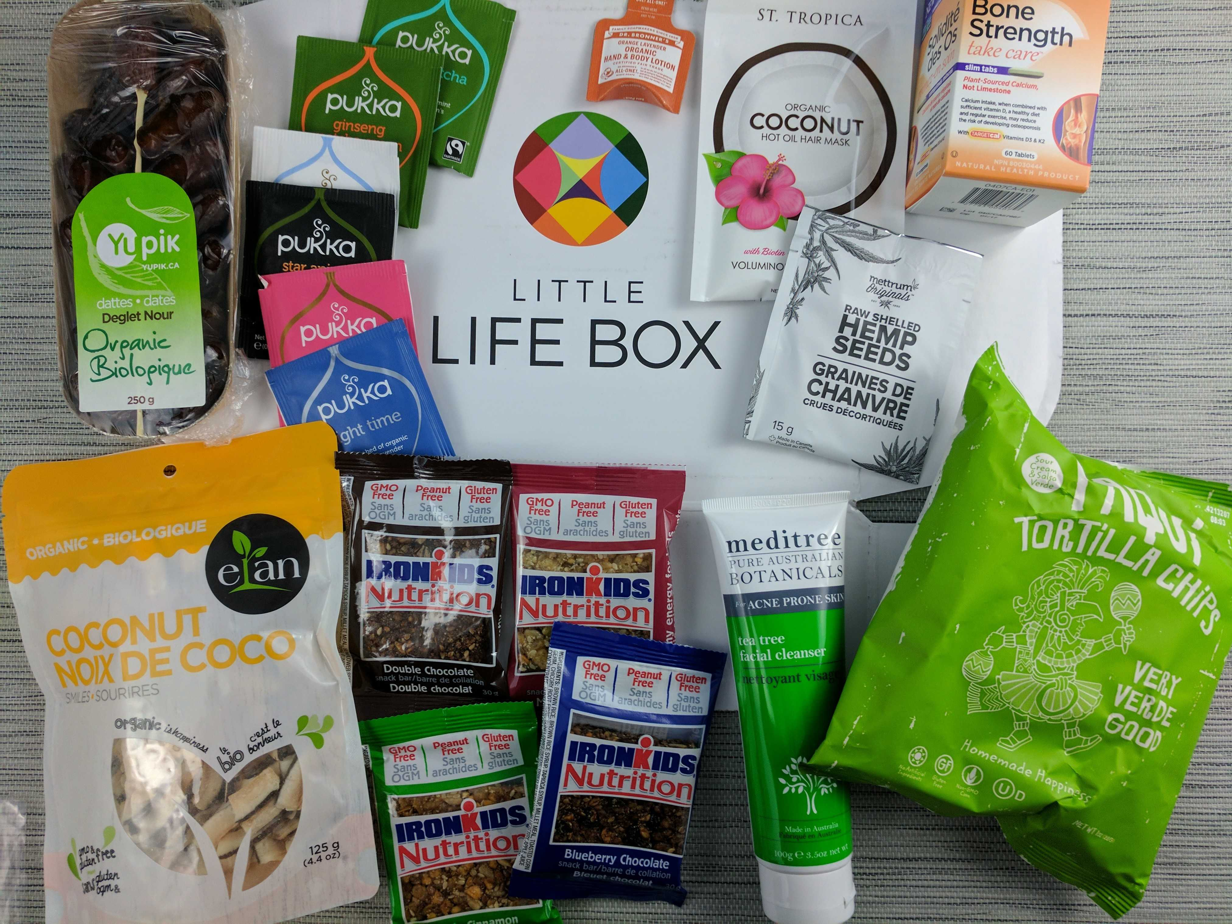 Little Life Box Subscription Box Review – December 2016