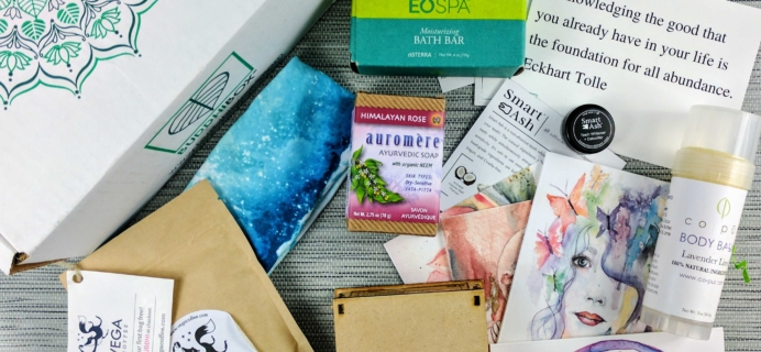 BuddhiBox Yoga Subscription Box Review + Coupon – November 2016
