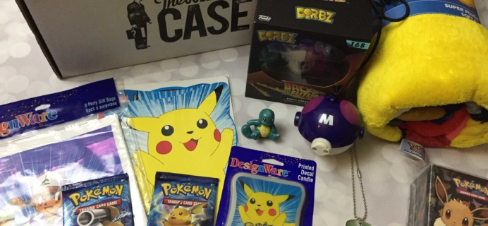 The Collectors Case December 2016 Subscription Box Review
