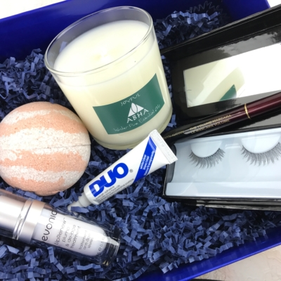 Indigo Beaux December 2016 Subscription Box Review