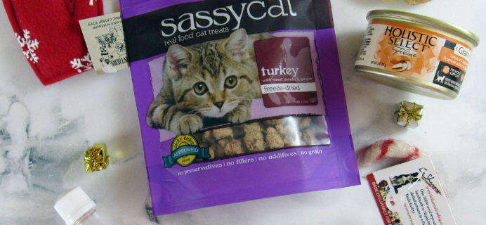 December 2016 Meowbox Subscription Box Review & Coupon