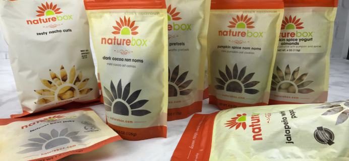 NatureBox Club Review & 50% Off Coupon