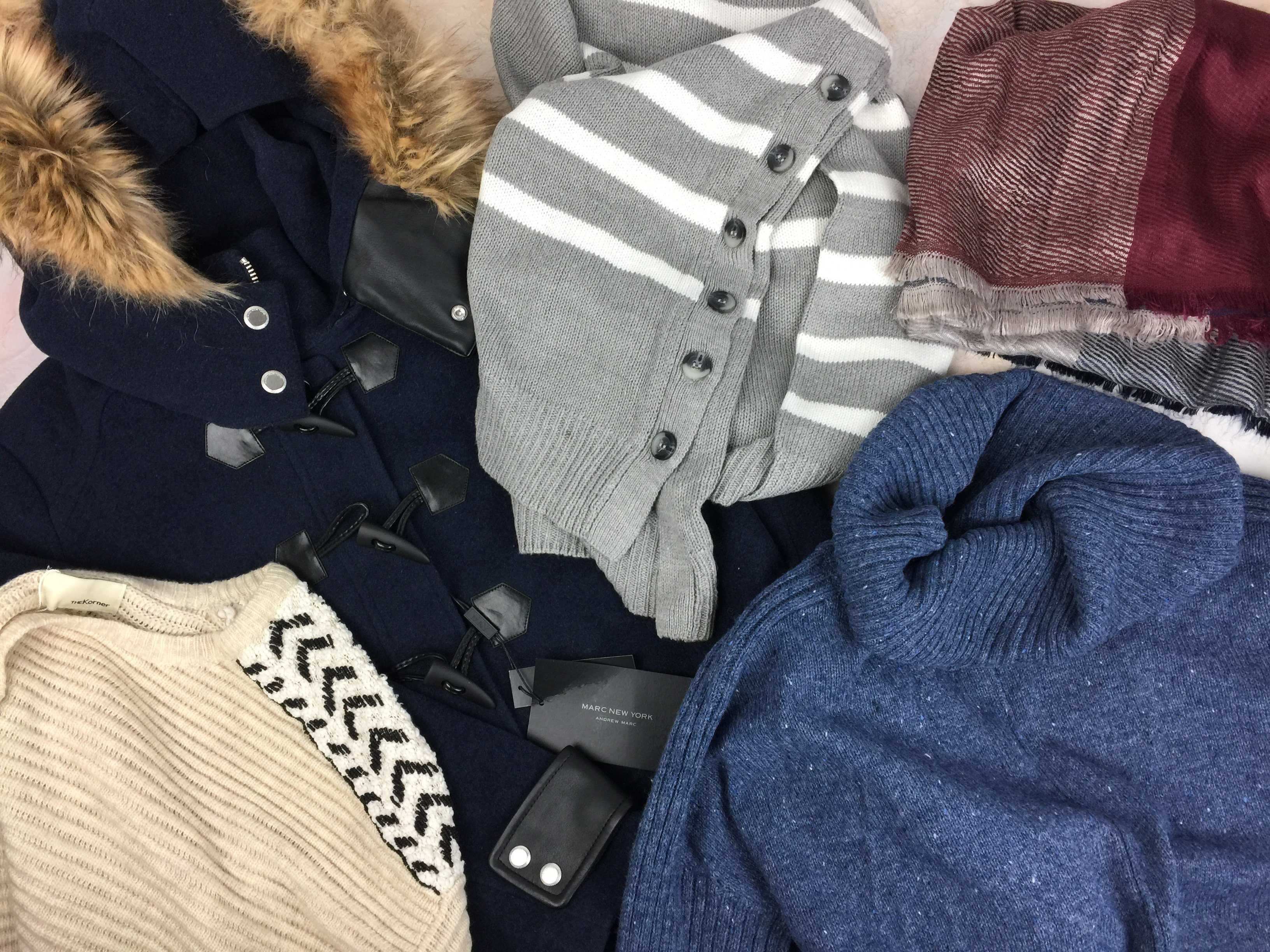Stitch Fix Subscription Box Review – December 2016