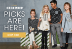 FabKids December 2016 Collection + First Outfit $9.95!