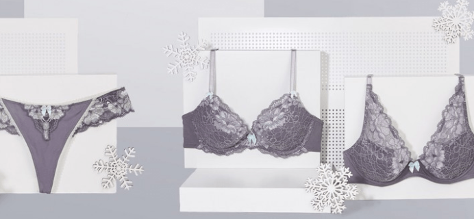 Adore Me December 2016 Selection Time + First Set $19.95!
