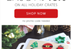 Kiwi Crate Holiday Crates On Sale: Save up to 40%!