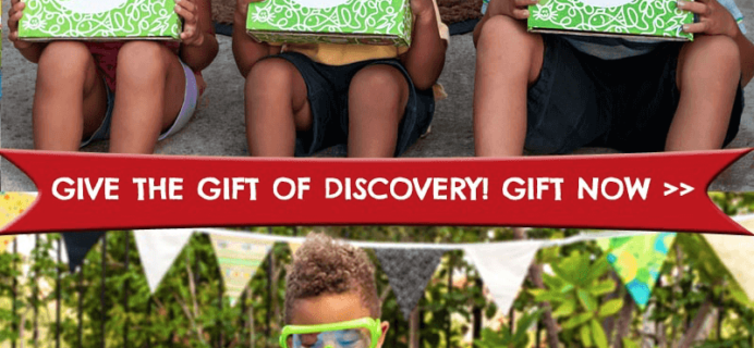 Green Kid Crafts Holiday Deal: Save $15 on Prepaid Subscriptions!