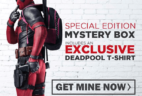 Geek Fuel Special Edition DEADPOOL Mystery Box + Spoilers!