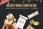 Yummy Bazaar December 2016 Sampler Box Spoilers + First Time Ever Deal!