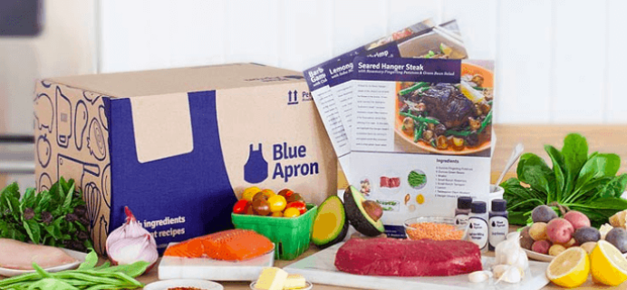 Blue Apron Holiday Deal: Save $32 On Your First Box!