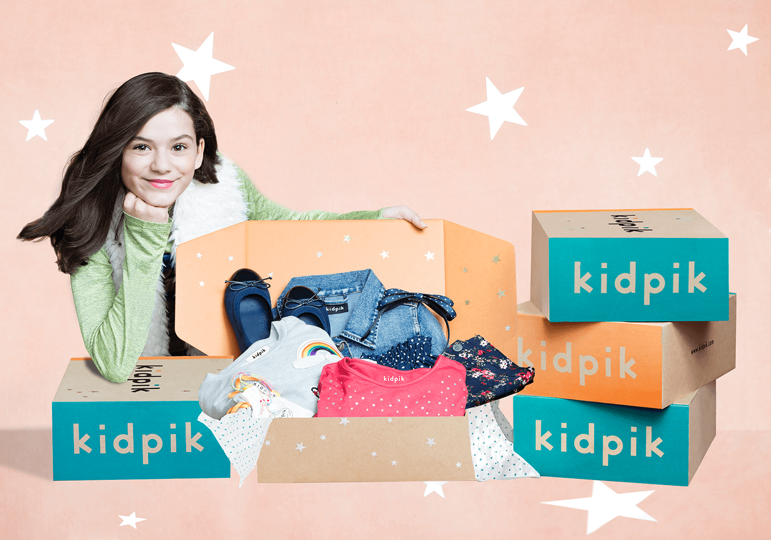 Kidpik Holiday Deal: Free Top With First Box + Holiday Delivery Deadline Extended!