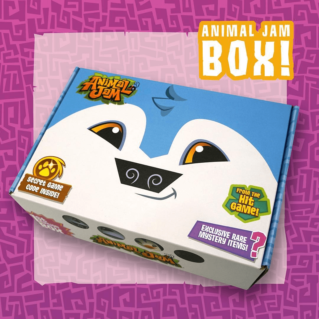 Animal Jam Box Spring 2019 Available Now Theme Spoilers