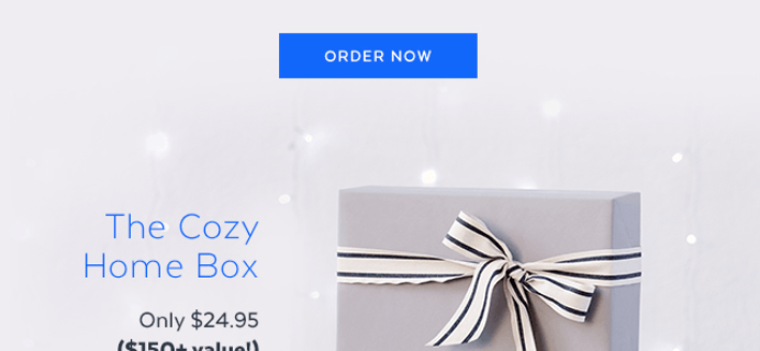 Popsugar Must Have Box Mystery Boxes Back Again!