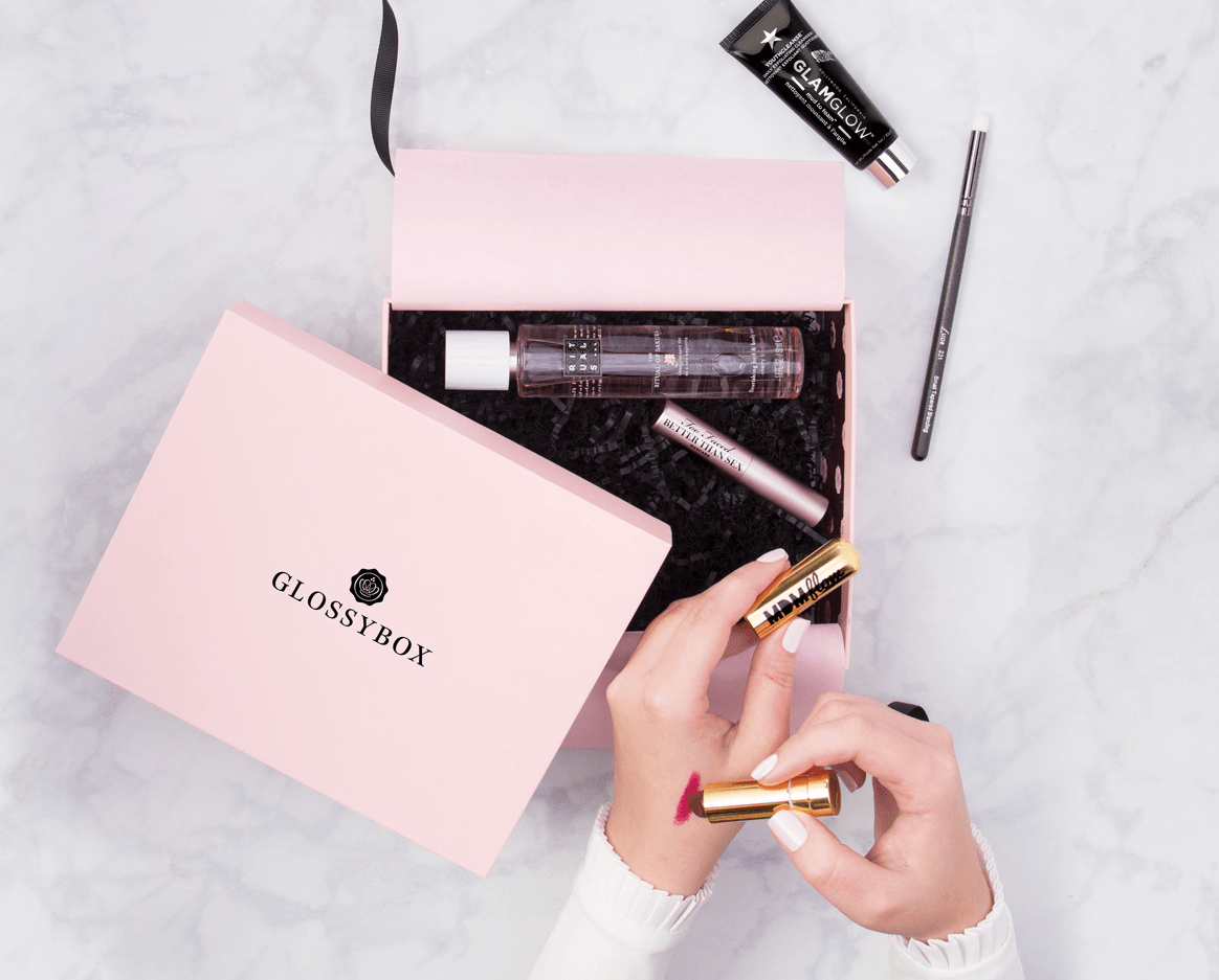 Glossybox Coupon Code: 3 Boxes, $10 Each!