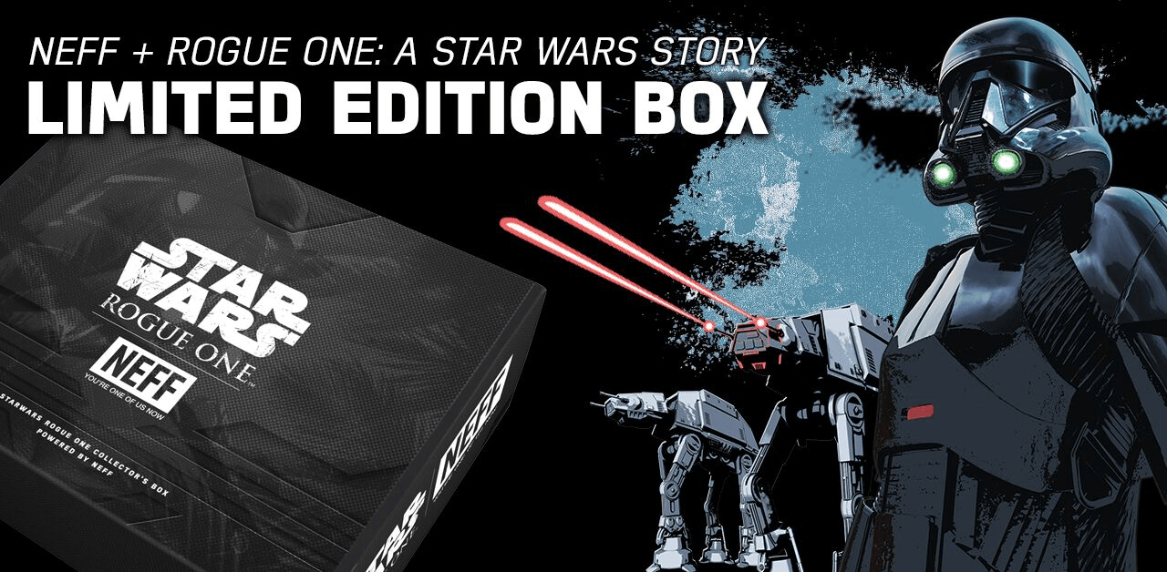 Rogue One: A Star Wars Story Collector's Box Available Now + Spoilers & Coupon!