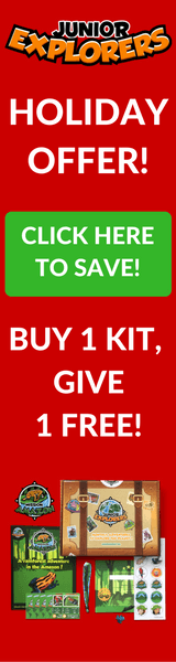 Junior Explorers Holiday Deal: Buy One Give One!