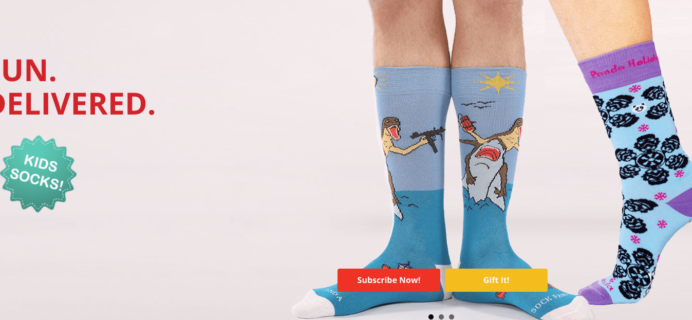 SockPanda Holiday Sale: Get 7th Month Free With 6 Month Subscription!